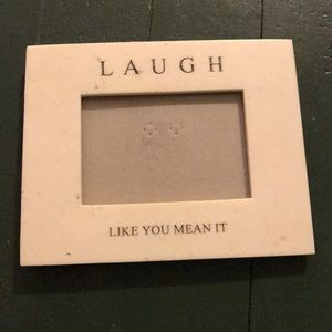 Other - Laugh photo frame